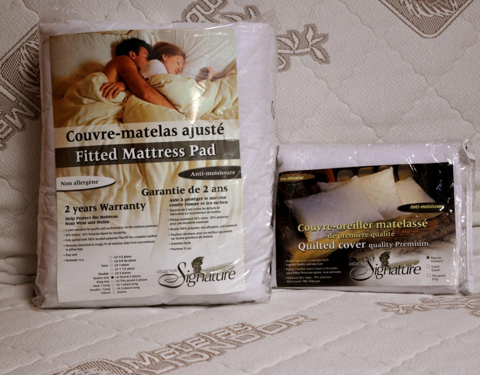 couvre-matelas collection signature